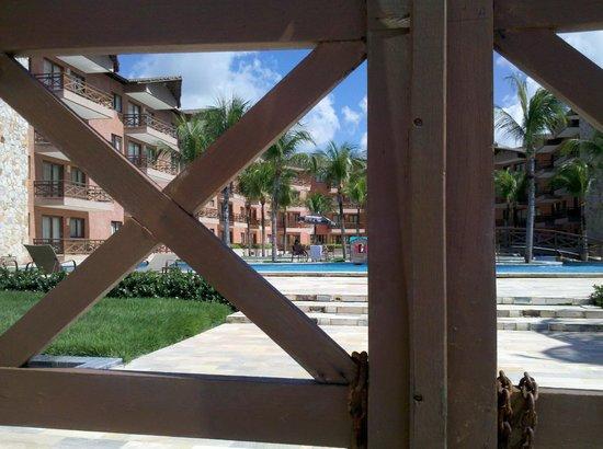 Kariri Beach Hotel: Portão