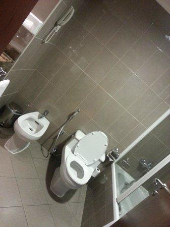 Retaj Al Rayyan Hotel : Spacious Bathroom and Shower