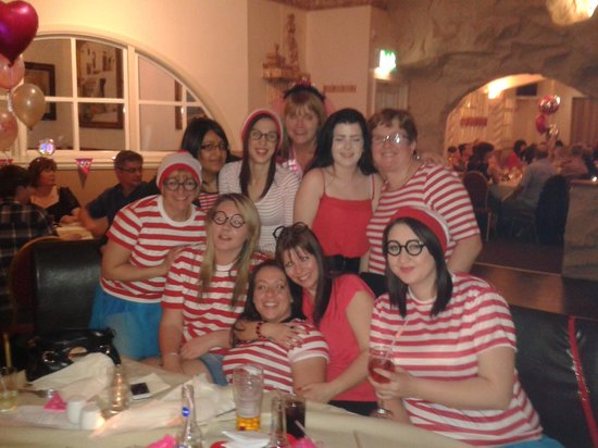 Zorbas: A right bunch of Wally's