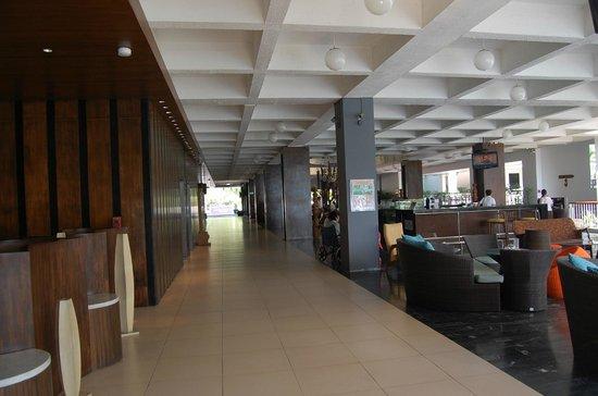 The Regent Cha Am Beach Resort: réception