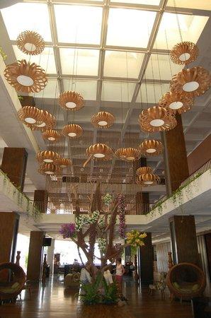 The Regent Cha Am Beach Resort : réception