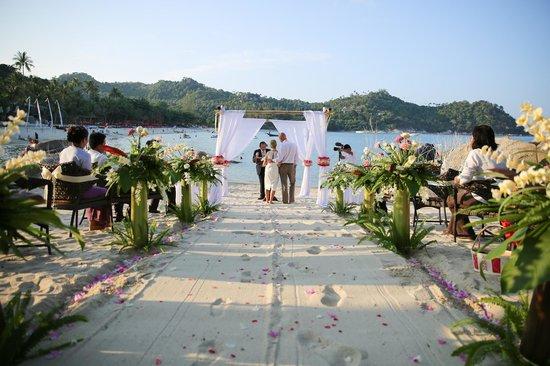 Panviman Resort - Koh Pha Ngan: Great Setting
