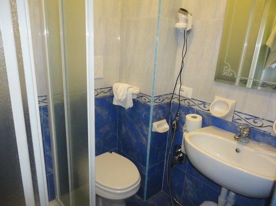 Baia delle Sirene Park Hotel : Baia delle Sirene- bagno