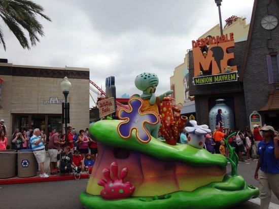 Universal Studios Florida: Universal Studios