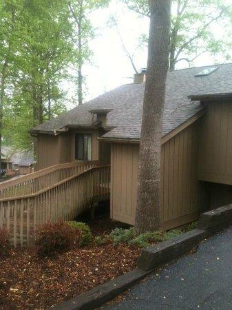 Wyndham Resort at Fairfield Mountains: Townhouse