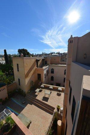 Riad Fes - Relais & Chateaux: Roof Top