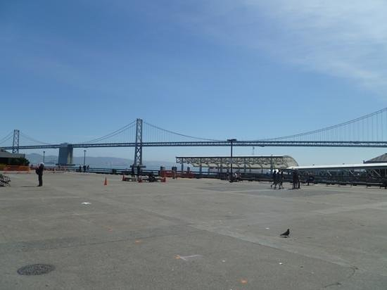 Ferry Building Marketplace: .