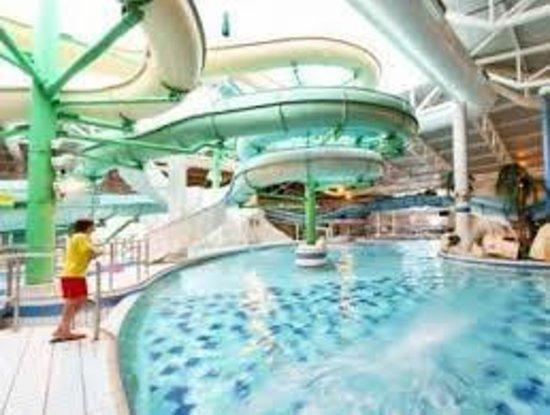 splash waterworld, butlins, skegness, ingoldmells