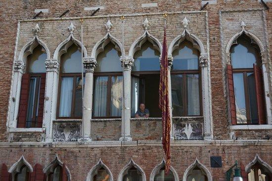 Hotel Al Sole : Наша комната