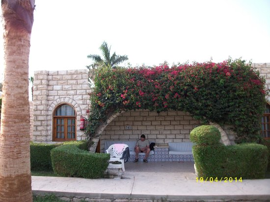 Jasmine Village Hotel : Bungalow Nr. 741