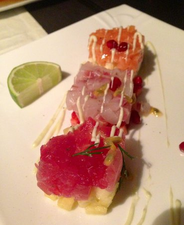 Yokohama Flavour Journey Cuisine: Tartare sublime