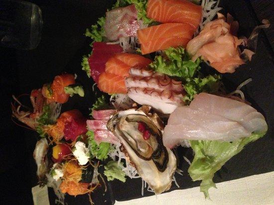 Yokohama: Pesce strepitoso