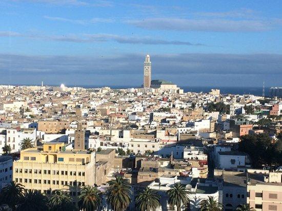 Sofitel Casablanca Tour Blanche: vista dalla stanza
