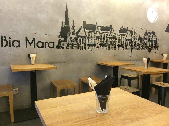Bia Mara : Restaurant