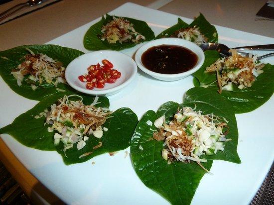 Thaipan: Very tasty starter!