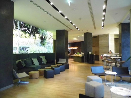 Starhotels E.c.ho.: Lobby