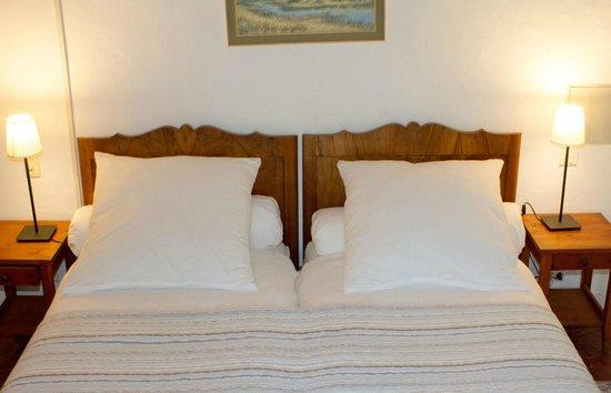 """Villa Velleron : Family suite """"Naturelle"""" - en suite room"""