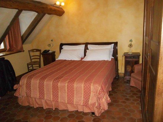 Hôtel Auberge de la Beursaudière : Chambre