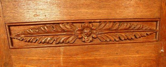 Richmond Castle: Woodwork