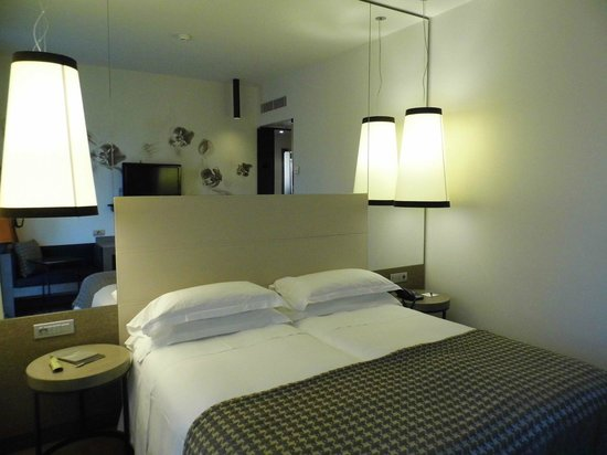 Starhotels E.c.ho.: Zimmer