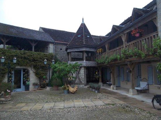 Hôtel Auberge de la Beursaudière : Extérieur