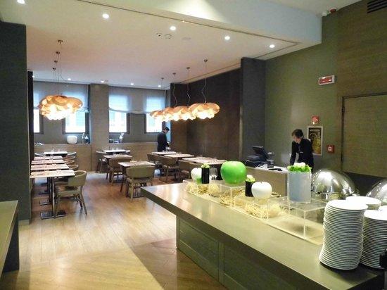 Starhotels E.c.ho.: Frühstücksbereich