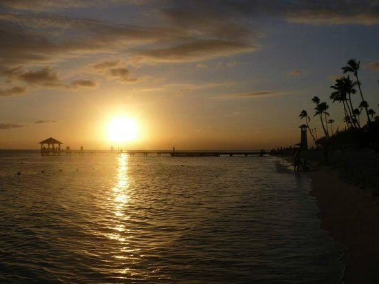 Catalonia Gran Dominicus : And at sunset