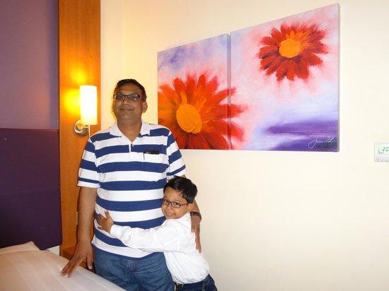 Premier Inn Abu Dhabi Capital Centre Hotel: abu dhabhi trip