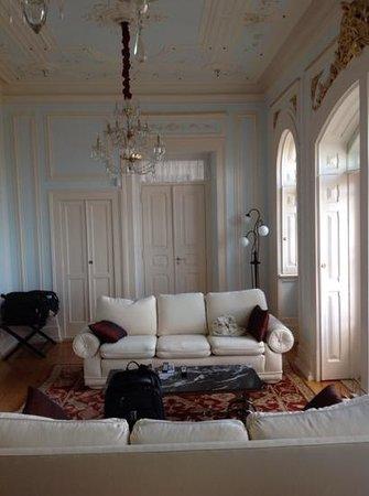 Palacete Chafariz D'El Rei: suite lola