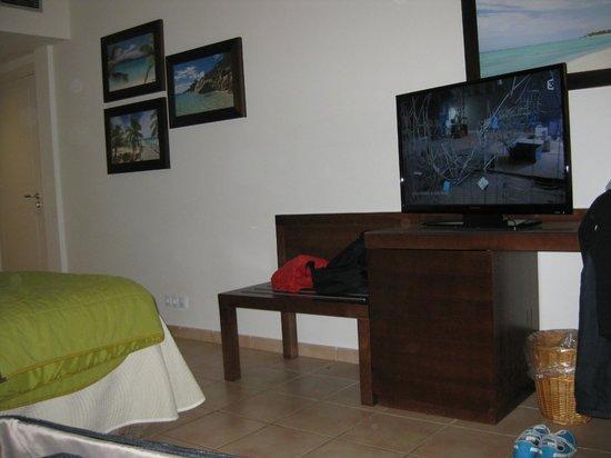 PortAventura Hotel Caribe: la chambre