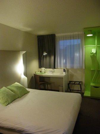 Campanile Paris 19 - La Villette: ティーメイキングセットが◎