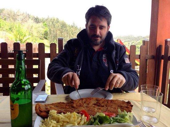 Restaurante restaurante la manduca en grado con cocina - Grado en cocina ...