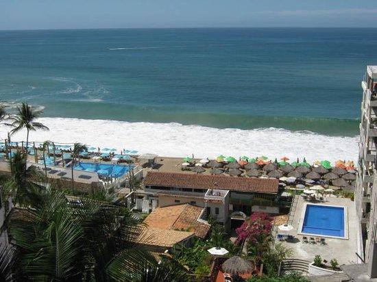 Villa Olivia: Beach