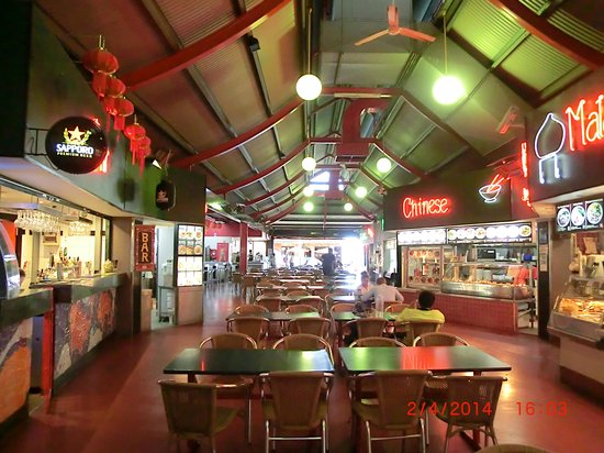 The Foodcourt in Northbridge