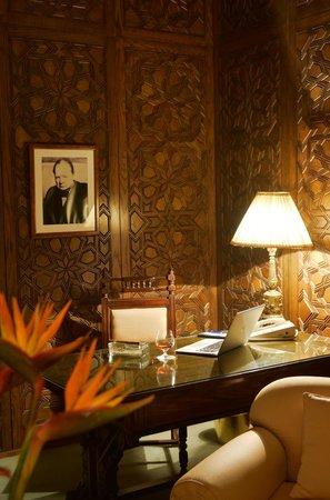 Mena House Hotel : Churchill Suite