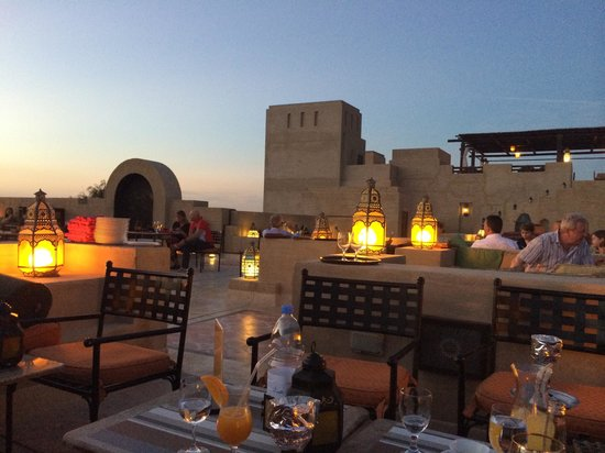 Rooftop Picture Of Al Sarab Rooftop Lounge Dubai