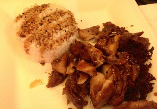 Kombu 2: Riso&pollo