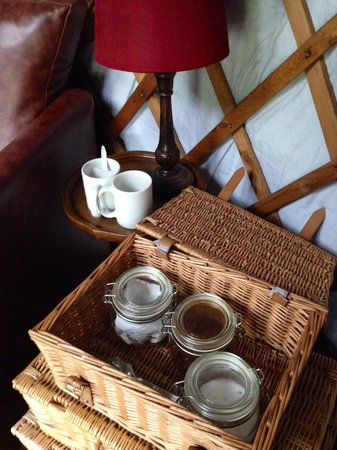 Keld Bunkbarn: The little touches