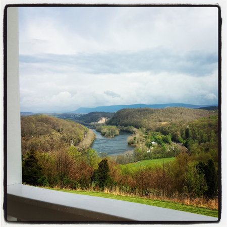 Inn at Riverbend: view2