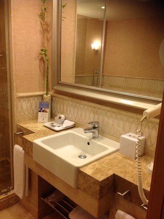 Swissotel Ankara : バスルーム