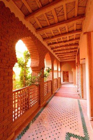 Dar Jnan Tiouira: Hallway