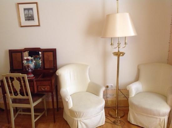 Tivoli Palácio de Seteais : double room