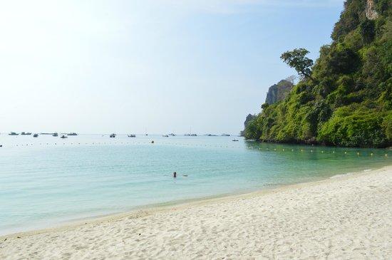 Mama Beach Residence : Private Beach