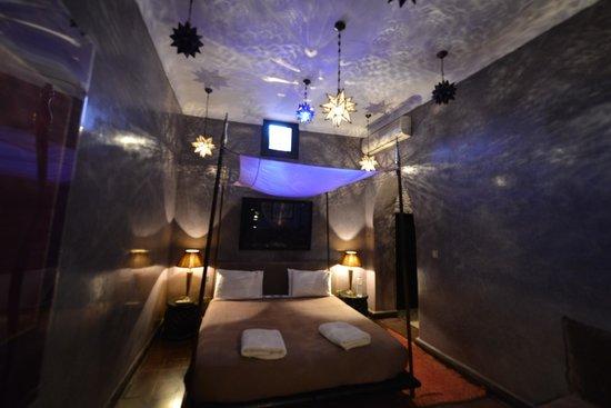 Riad Meriem: Star room