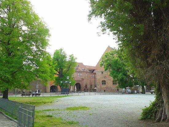 Spandauer Zitadelle: Inside Spandau Citadel