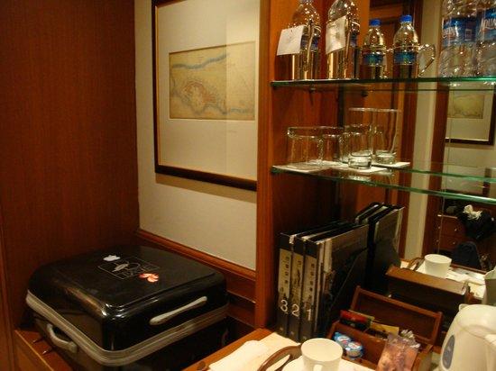 ITC Grand Central: club executive mini bar