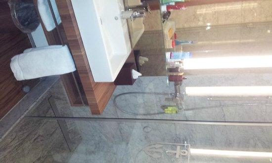 Derag Livinghotel Dusseldorf : toilet 2