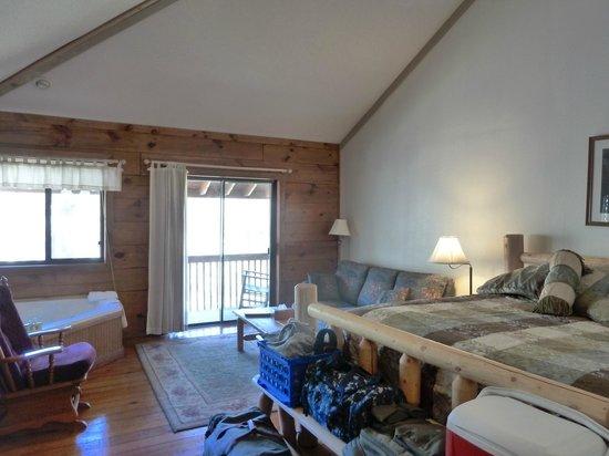 Historic Banning Mills: Creekside room