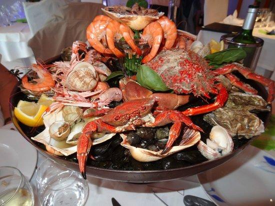 Restaurant Fruit De Mer Lorient