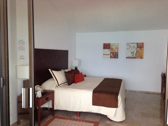 The Royal Cancun All Suites Resort: one of the bedrooms